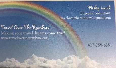 Travel Over the Rainbow