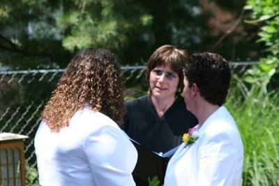 Elizabeth Frumin - Weddings with Heart