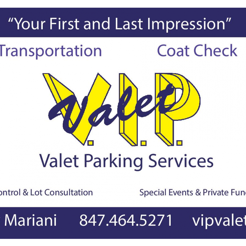 VIP Valet Services, Inc