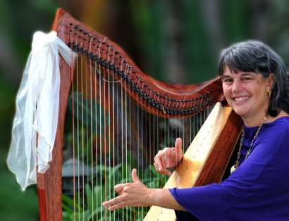 Magical Harps by Amy Lynn Kanner