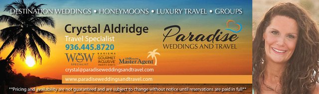 Paradise Weddings and Travel
