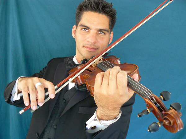 Steven Vance Violins & DJ Packages