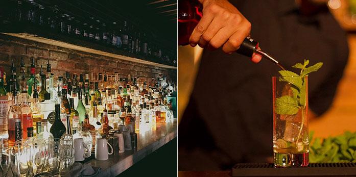 Bartender on Board