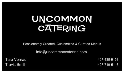 Uncommon Catering