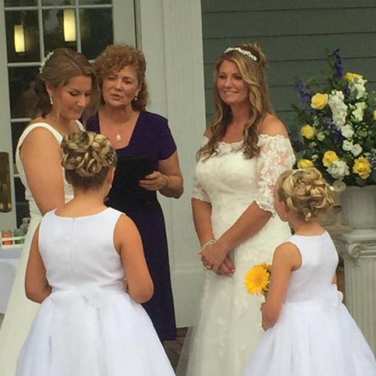 Your Perfect LGBTQA+ Ceremony by Rev Jacqui
