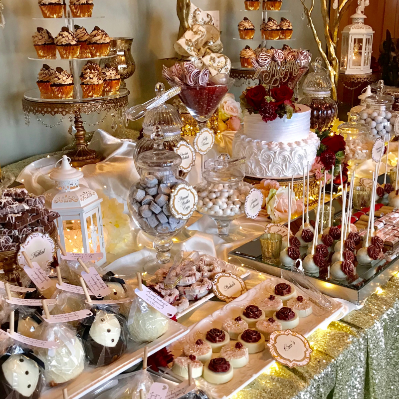 Perfectly Posh llC Candy Buffets & Tablescapes