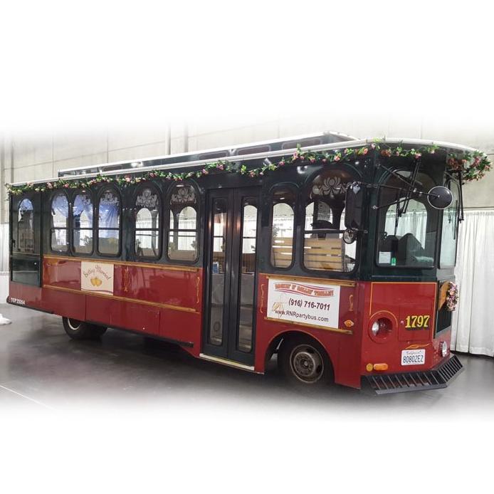 Rockin-N-Rollin Trolley & Party Bus