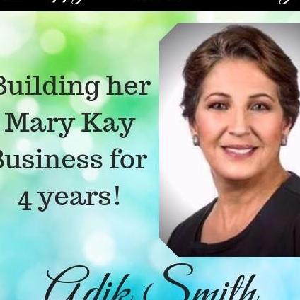 Adik Cintron Smith, Mary Kay Consultant