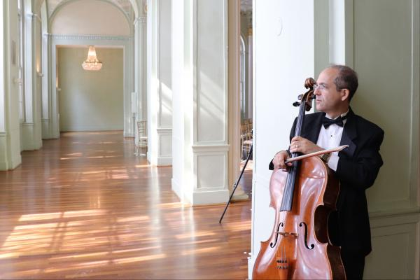 Roy Harran, Cellist, Ceremony Music